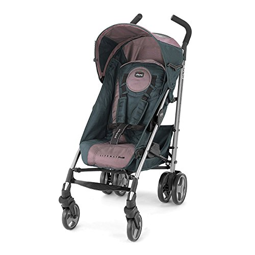 Chicco Liteway Plus 2-in-1 Stroller, Lyra