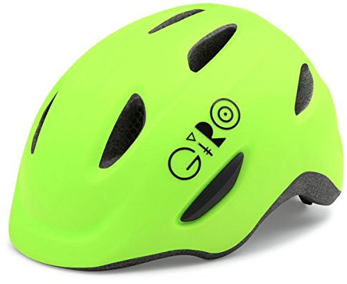 UPC 768686668401, Giro Scamp Helmet - Kid's Matte Lime Small
