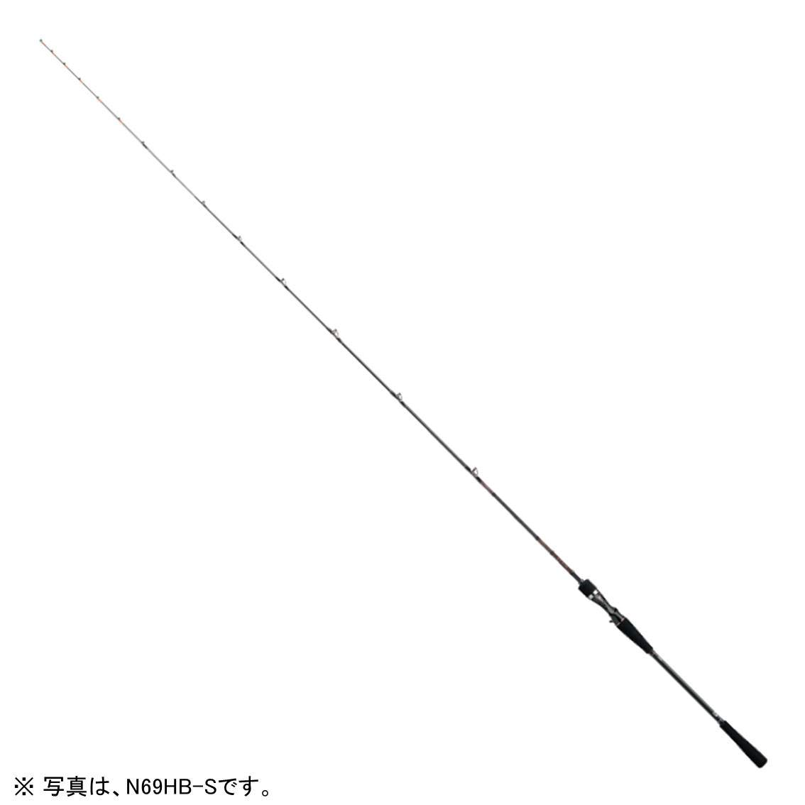 ダイワ(Daiwa) タイラバロッド ベイト 紅牙 K67HB-S 釣り竿   B01AX8DU9G