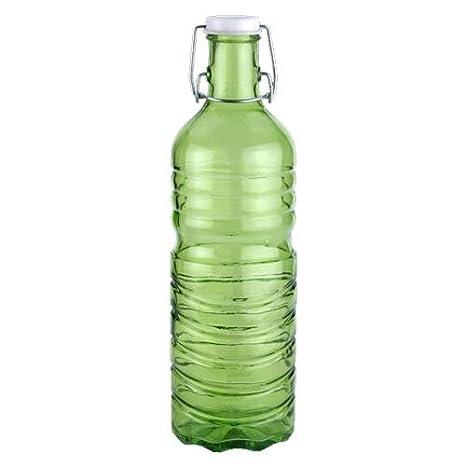 Botella Agua Verde: Amazon.es: Hogar