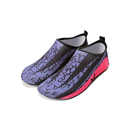 Zapatos Yoga Para Secado Deportivos Playa de Buceo Hombres Zapatos Agua Unisex 32 Highdas natación Surf Rápido Mujeres de descalzo Aqua Yq67O8U8