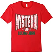 Rey Mysterio Officially Licensed 619 Lucha Libre T-shirt