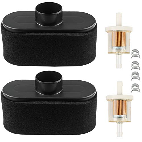 2Pack 11013-7049 Air Filter and Fuel Filter for Kawasaki for sale  Delivered anywhere in Canada