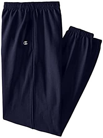 Amazon Com Champion Men S Big Tall Fleece Pant Clothing