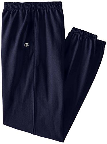 Champion Men's Big-Tall Fleece Pant, Navy, 4X