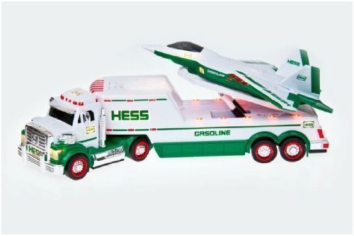 2010 Exclusive Hess Truck with Jet by Hess TOY by Hess