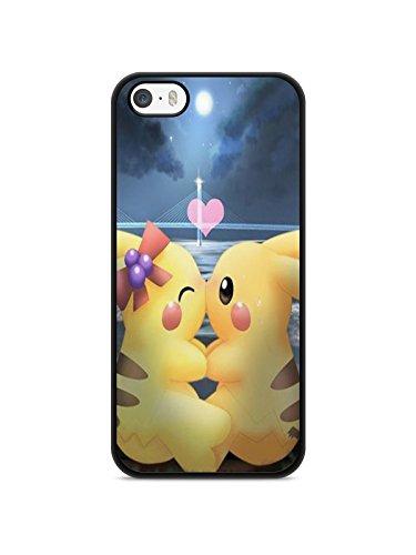 Coque Iphone 6 Plus / 6s Plus Pokemon go team pokedex Pikachu Manga valor mystic instinct case REF11042