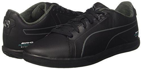 Sneakers Mamgp Black Black Noir Shadow puma Puma dark Homme puma Court Basses SHxqn1T