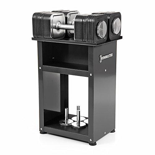 Ironmaster Bloqueo Rápido 120 LB Añadir en Kit: Amazon.es: Deportes y aire libre