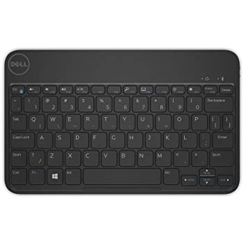 Amazon Com Dell Wireless Keyboard Bluetooth For Dell Tablet 8 Pro