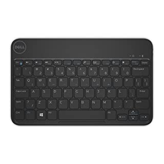 Dell Wireless Keyboard/Bluetooth for Dell Tablet 8 Pro US English (460-BBHL)