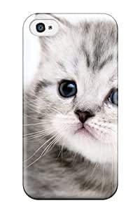 Oscar M. Gilbert's Shop Best New Style Tpu 4/4s Protective Case Cover/ Iphone Case - Cat 7992308K75633505