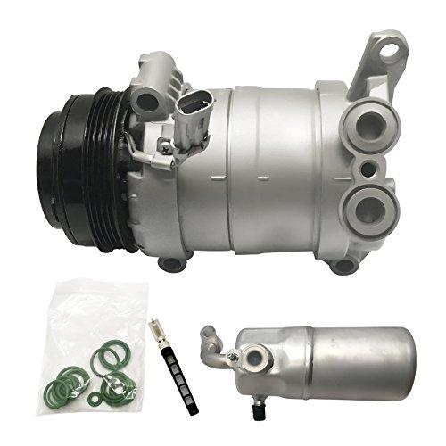 RYC Remanufactured AC Compressor and A/C Clutch Kit EG901K1