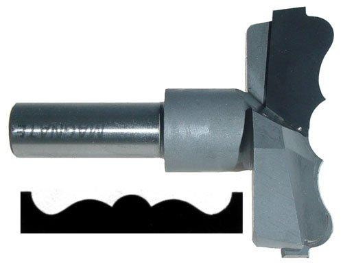 """Magnate 8016B Rosette Carbide Tipped Cutter - 3-5/16"""" Cut..."""