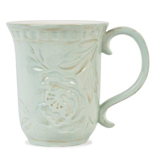 Toulouse Collection, Mug, Green