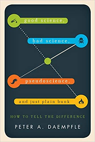 Good Science, Bad Science, Pseudoscience, and Just Plain Bunk: How to Tell the Difference