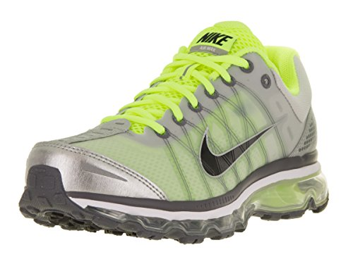 Nike-Mens-Air-Max-2009-Neutral-GreyBlackVoltWhite-Running-Shoe-95-Men-US