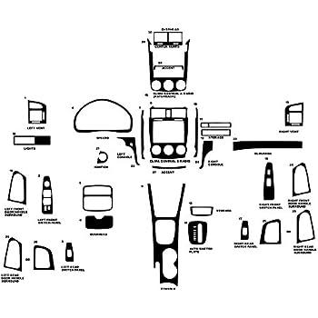 Amazon Com Rdash Dash Kit Decal Trim For Kia Spectra 2002 2004