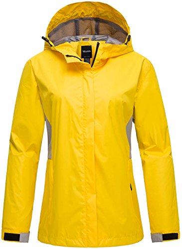 Womens Full Zip Wind Vest - 8