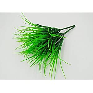 FYYDNZA Plastic Grass Green Plant Artificial Grass Plants Simulation Fake Grass For Home Decoration 73