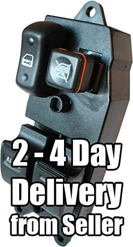 Old Driver Window Master Control Switch For Toyota Tacoma 2001-2004 4 Door