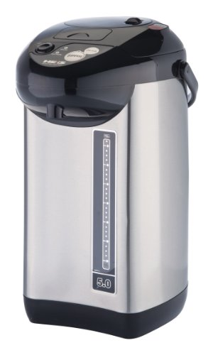 Pro Chef PC8100 5-Quart Hot Water urn, with Auto & Manuel Water Dispenser, Stainless Steel by ProChef