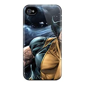 Premium NHwEJGI1070SgbMm Case With Scratch-resistant/ Wolverine Case Cover For Iphone 4/4s