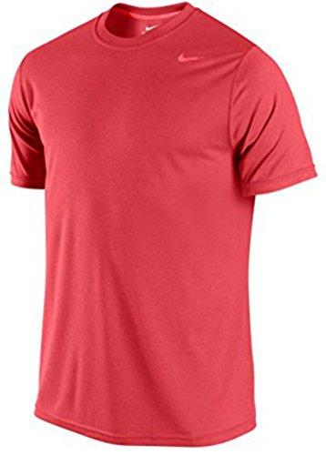 12 Found Short Camiseta Nike americano de fútbol rojo Training Top Shirt Sleeve 64w1ECx