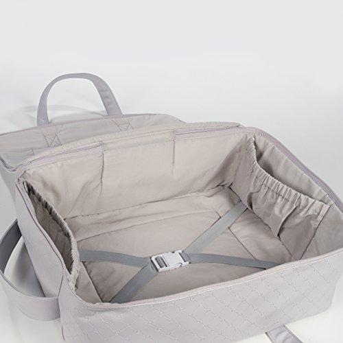Pasito a Pasito - Maleta, color gris