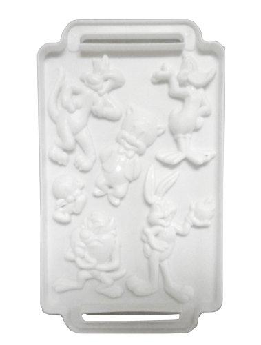 looney-tunes-toons-plastic-jello-gelatin-candy-ice-tray-cube-mold-daffy-duck-sylvester-cat-tweety-bi
