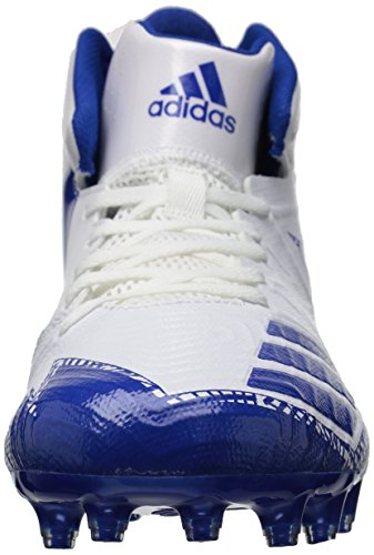 adidas Royal Men's Collegiate Carbon x Collegiate Freak White Performance Royal Mid PvwrSO7xPn