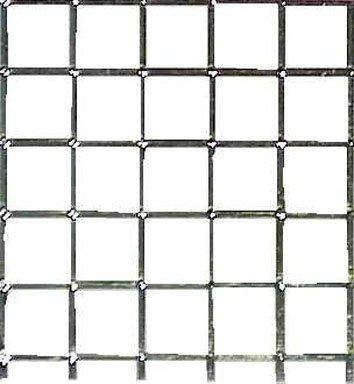 PLASKOLITE 1199238A Polystyrene Egg Crate Lighting Diffuser, Metallic, 23-3/4 x 47-3/4 in, 5per Case - 2492604,