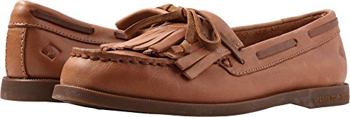 Sperry Women's A/O Prima Tan Loafer