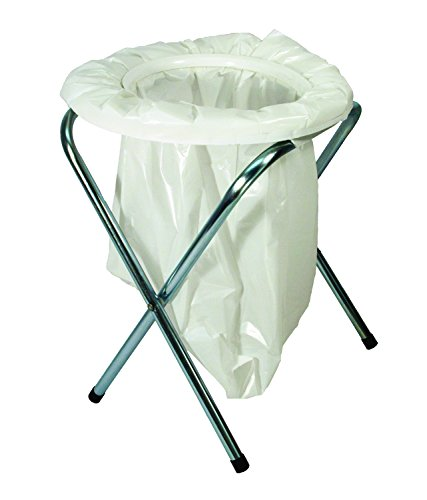 Texsport Portable Folding Toilet for Outdoor Camping by Texsport