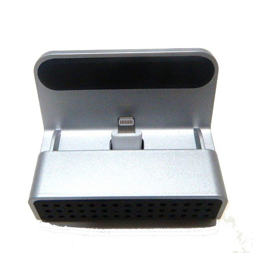 DVR264WF LawMate PV-CHG20I(iOS) Wi-Fi Phone Charging Station with HD Camera and DVR by KJB