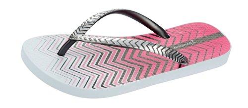 Ipanema Trends VII Frauen Flip-Flops / Sandalen White