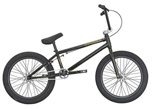 """DK Bikes DK Cygnus 20"""" Complete BMX Bike Black"""