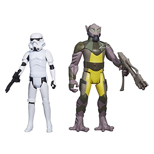 Star Wars Rebels, Mission Series, Garazeb Zeb Orrelios
