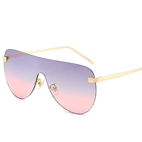 Yangjing-hl Lente de Moda una Gafas de Sol Caja de Tendencia ...