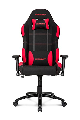 AKRacing ProX Gaming Chair Red - 4