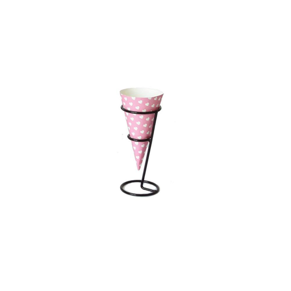 Backen Dekorieren Rack AHMI Heavy Duty Eist/üte Halter Stand 1Loch Cupcake Kuchenst/änder