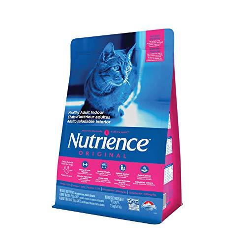 2.5kg (5.5lb) Nutrience Original Indoor Cat Food (5.5lb)