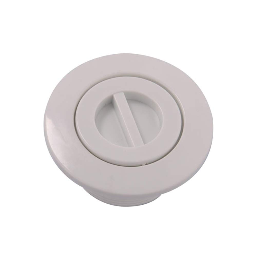 NANAD Swimming Pool Water Outlet Nozzle,Drain Water Outlet Spa Clean Out Pipe Connector ABS Swimming Pool Clean Out Drain Nozzle,Receptacles Vacuum Fittings for Concrete Pool