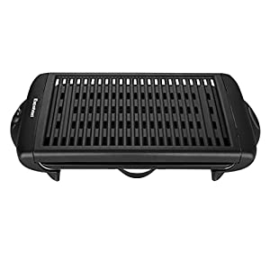 Excelvan Indoor Electric Classic Plate Barbecue Grill Adjustable Temperature Easy Clean, What a great grill!!