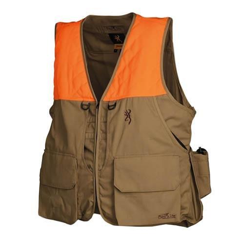 Browning Bird-N-Lite Vest, Khaki, Large