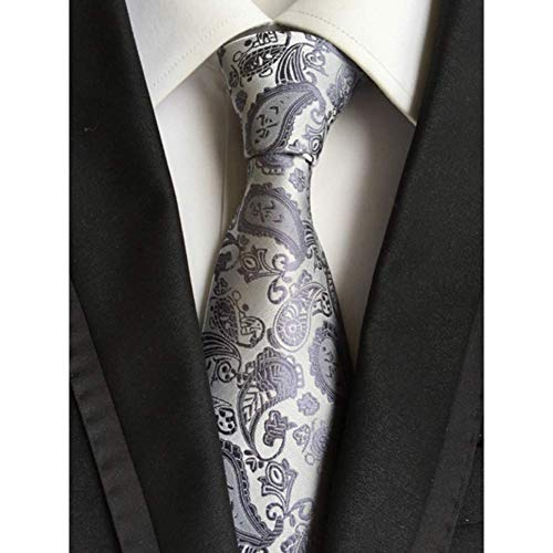 MU Leisure Men S Tie Men S Classic Vintage Tie 100% Seda 8Cm ...