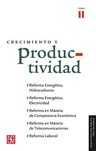Crecimiento y productividad, II