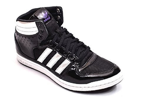 Tops Hi Sleek Braun adidas Sneaker W Decade Damen High FzwcA