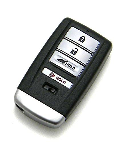 OEM Acura 4-Button Smart Proximity Key Fob Memory #2 (FCC ID: KR5V1X, P/N: 72147-TZ5-A11)
