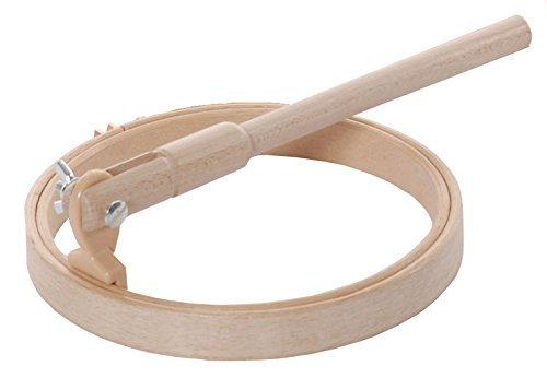 Elbesee Elbesee Hoop and Stalk, Wood, Brown, 15 cm, 6-Inch by Elbesee price tips cheap